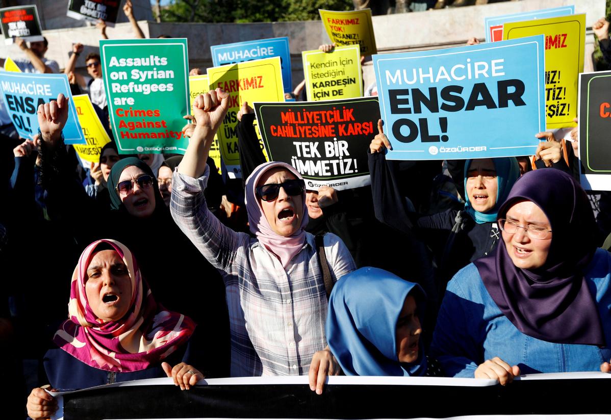 德国寻求保留土耳其与欧盟的协议